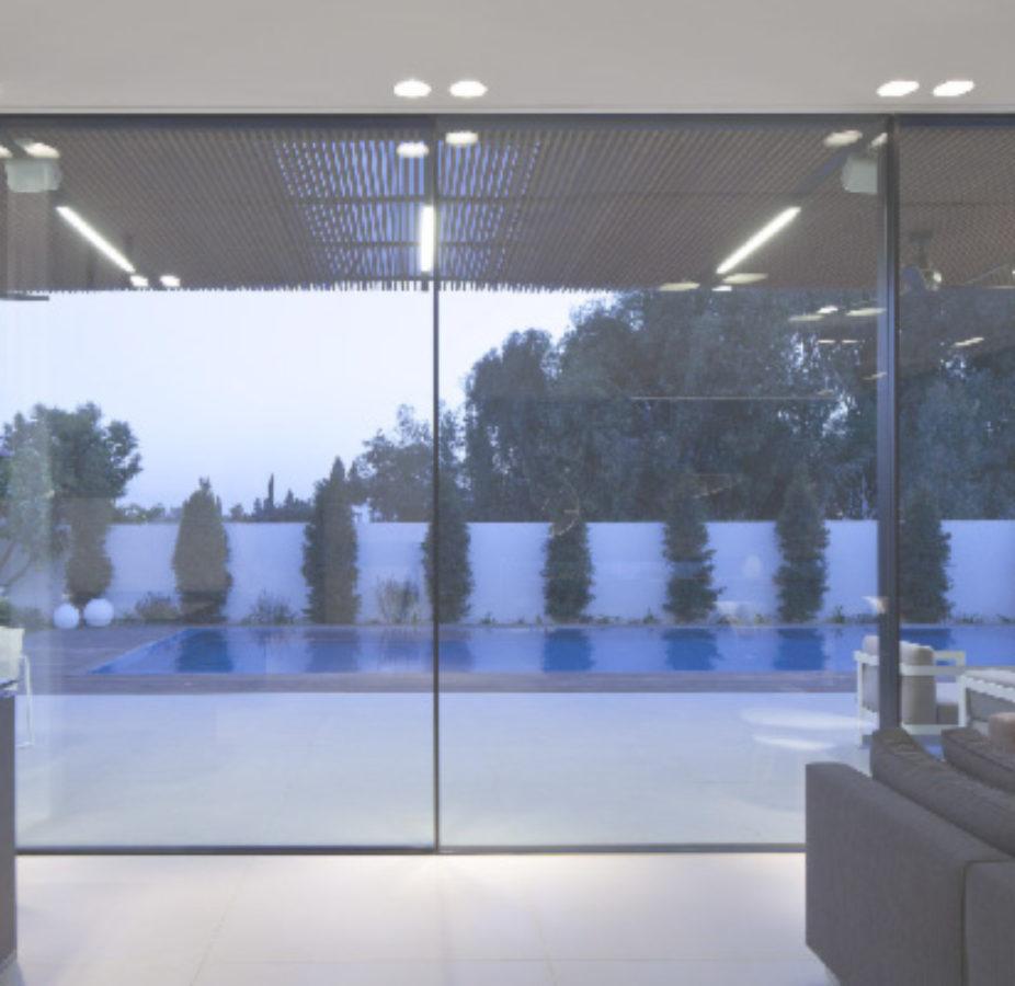 Finestre in Legno, PVC, Apexfine, Alluminio